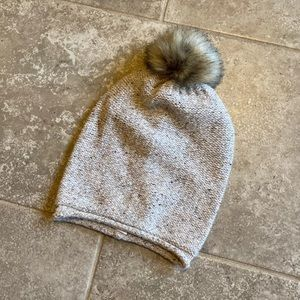 NWT madewell donnegal knit beanie winter hat
